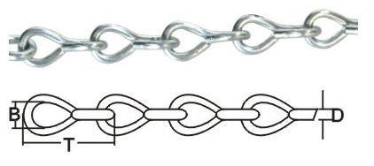Jack Chain - Single Jack Chain