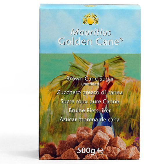 Emballages de sucre en morceaux - Mauritius Golden Cane - Marque propriétaire