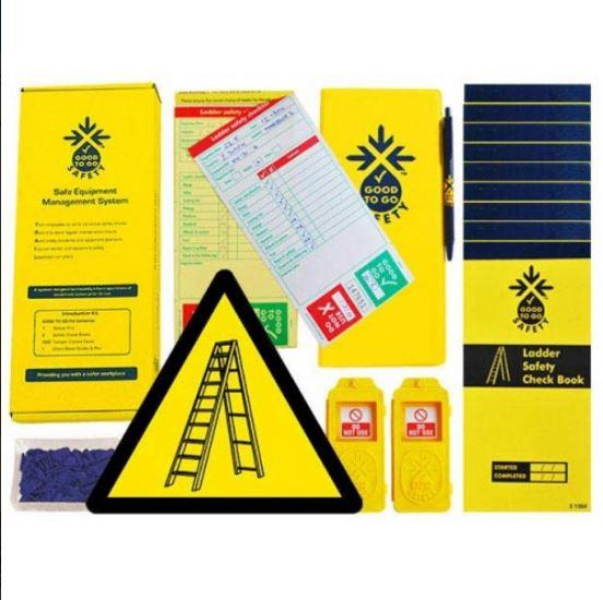 Ladder Inspection Systems - Ladder tags & checklists for safety & maintenance