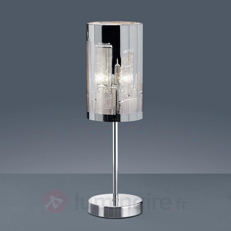 Lampe à poser SKYLINE interrupteur tactile - Lampes de chevet