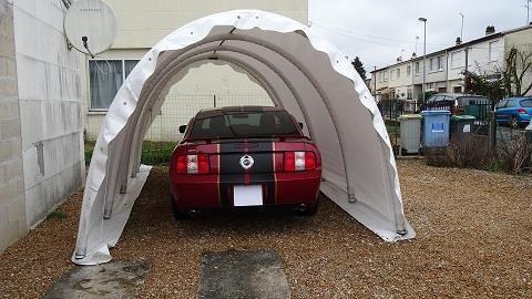 Abris Garage - null