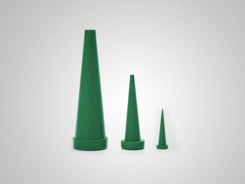 Plugtite rubber maintenance plugs - The new generation of service and maintenance plugs.