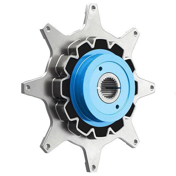 刚性扭力联轴器 - RCT - 专为泵驱动而设计的扭转刚性法兰联轴器 - RCT