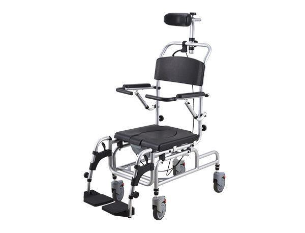 Deluxe tilt toilet chair - JC-CM04