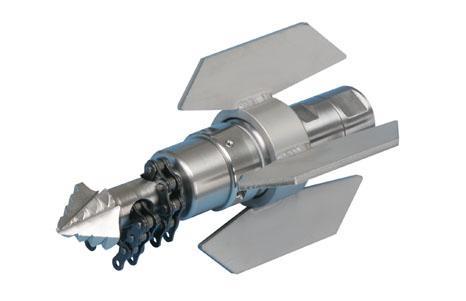 Sewer chain cutters - Mini Chain Cutter DN 75