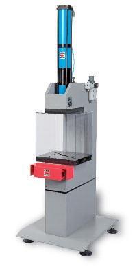 Machines : Hydro-pneumatic presses - BÂTI GAMME 7 TONNES