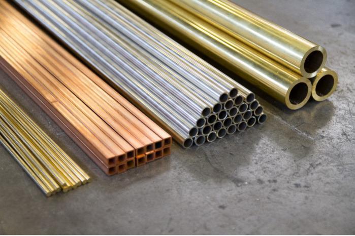 Rohre und Rohrformteile - aus Edelstahl und NE-Metallen