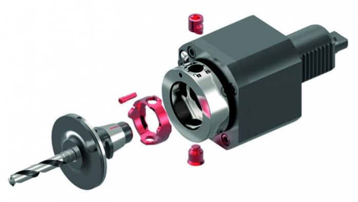 BENZ Solidfix®: Modular Quick Change System - User friendly, stable and very precise Modular Qucik Change System