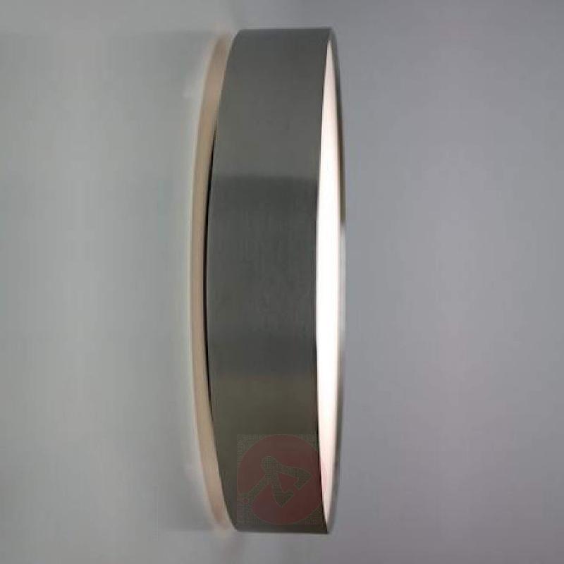 SUN 4 sensor LED stainless steel light, 13 W - design-hotel-lighting
