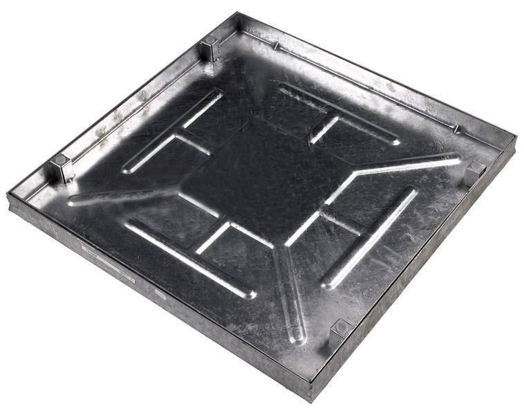 Manhole Cover - T16G3/SF