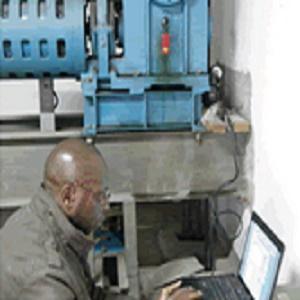 Неразрушающий дефектоскоп стальных канатов для лифтов