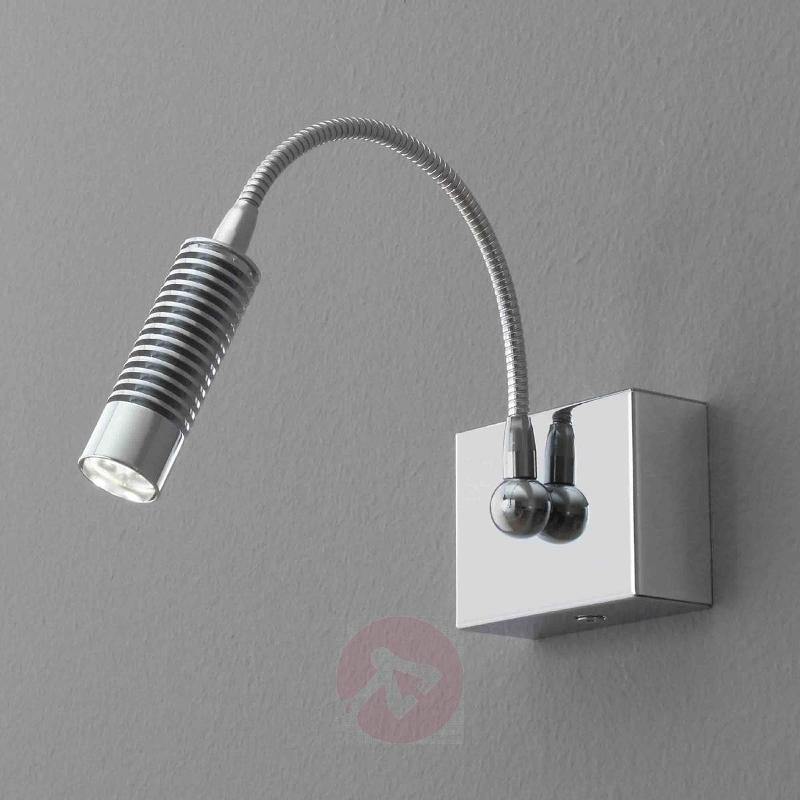 LED wall light LOOK ME with flexible arm - Wall Lights