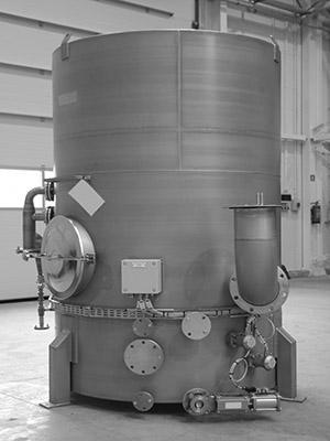 Spawane zbiorniki dla przemysłu -