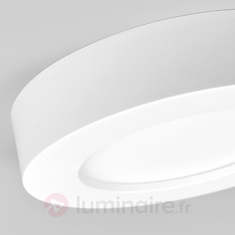 Plafonnier LED rond Esra pour la salle de bains - Tous les plafonniers