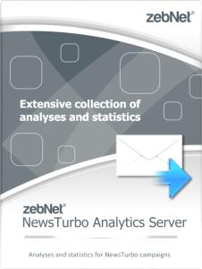 NewsTurbo Analytics Server - Analyses and Statistics for Newsletter Campaigns