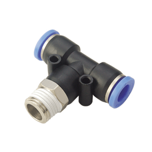 Push to Connect Fittings, NPT Thread Push in Fittings - Composite Push to Connect Fittings, NPT Thread Push in Fittings