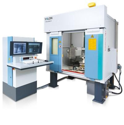 YXLON MU2000-D - X-ray and CT inspection system