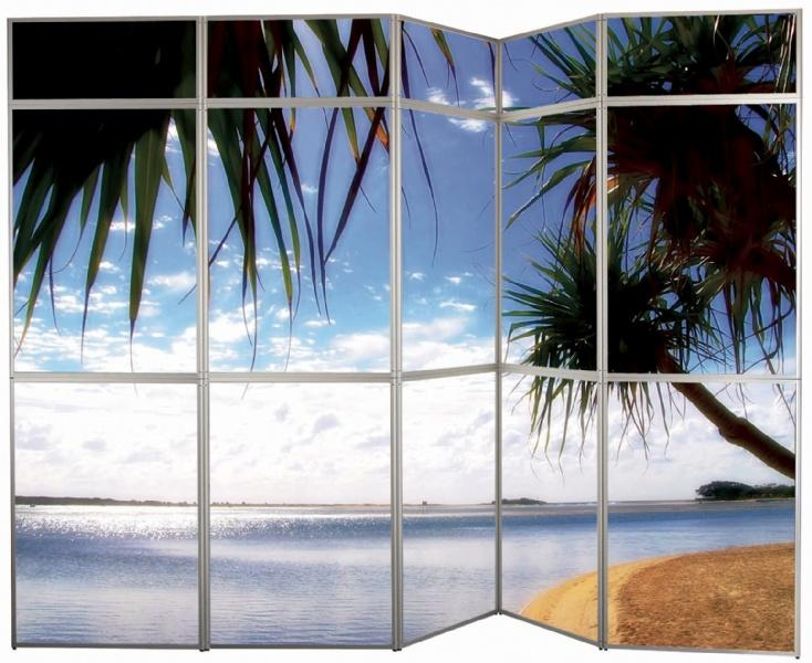 Booth Displays - Panneaux d'exposition