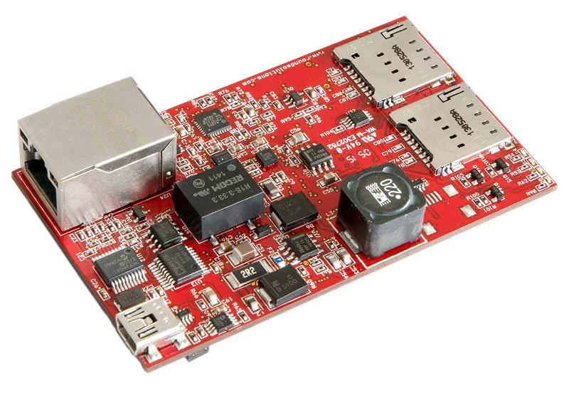 PingPong IoT Development Board RTOS 3G Version - PingPong - Adjustable IoT & M2M Hardware for Software Developers