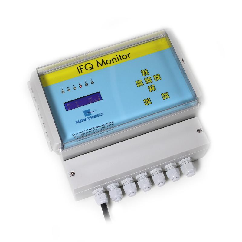 Userfriendly Monitor and Converter - IFQ MONITOR