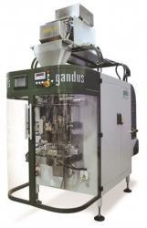 Verticale zakkenvulmachines - GANDUS - Vertical form-fill-seal machine : Master 400-600