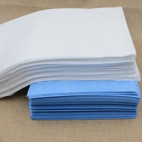 Bed sheet - Material: SMS Color: blue Size: customizable