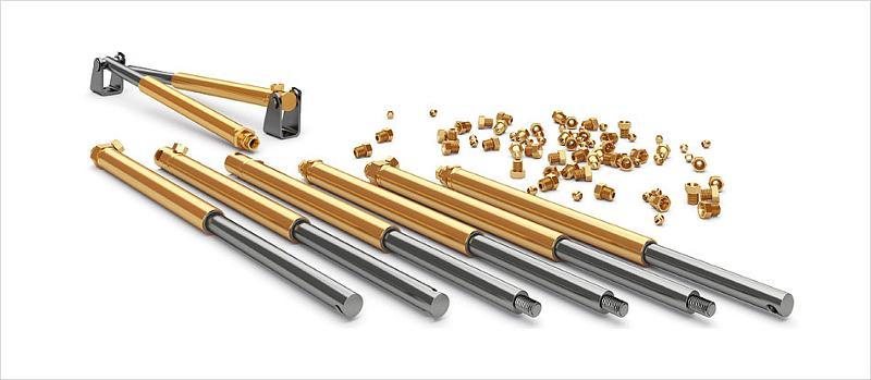 Hydraulic lifting systems - Hydraulic Cylinders