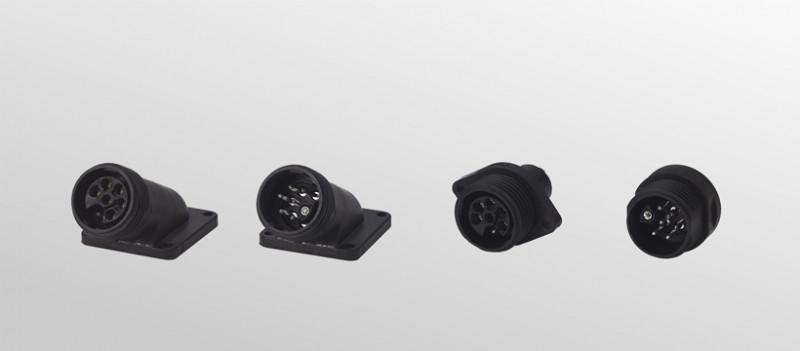 Circular connectors M1 series - Universal industrial connectors for harsh ambient conditions
