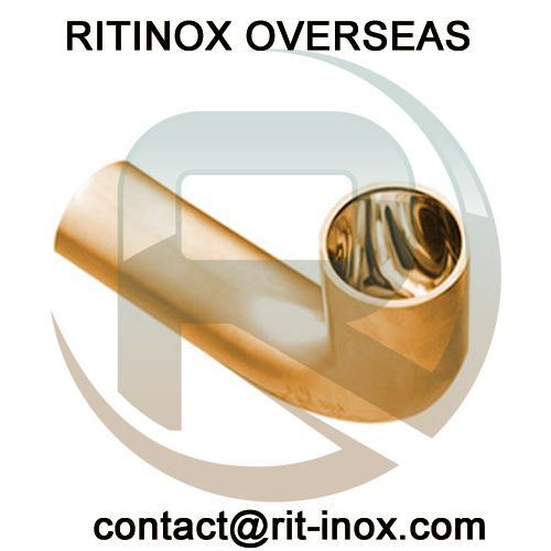 Brass 5D Elbow -