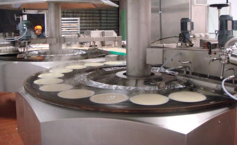 Machine Automatique cuisson 2 faces sur plaques - Crêpes & galettes