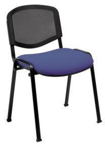 Chaise Iso Dossier Résille - Chaises De Collectivités