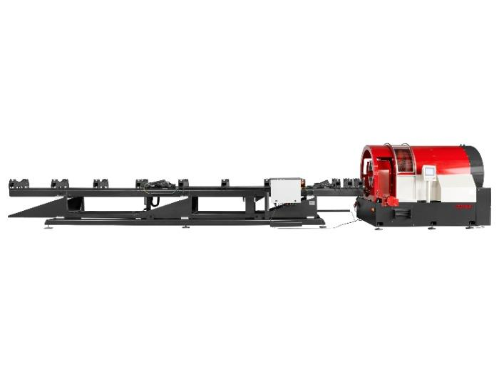 """Beaver 48 S Automatic - Stationary Pipe Beveling Machine for Pipes up to OD 48"""""""