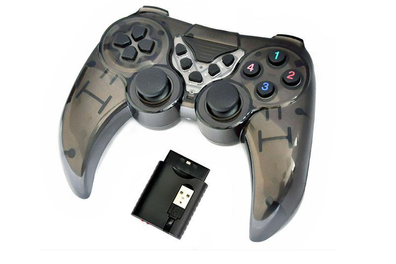 Wireless Gamepad For PS2/PS3/PC - STK-WL2023PUP