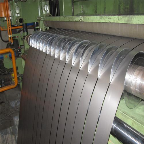 Bobina de titanio - Grado 2, laminado en frío, grosor 0,4 mm