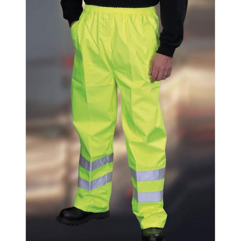 Pantalon jaune - Pantalons