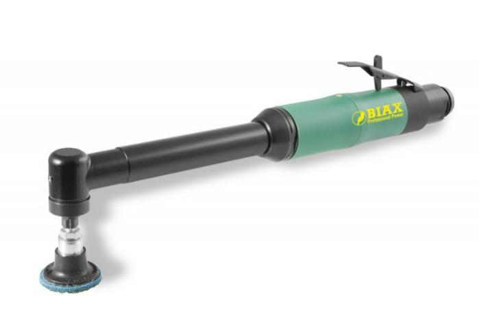 Angle grinders - WRH 6-20/2 ZL 90 - Speed 20.000 rpm / Power 300 watts / lever valve / oil operated