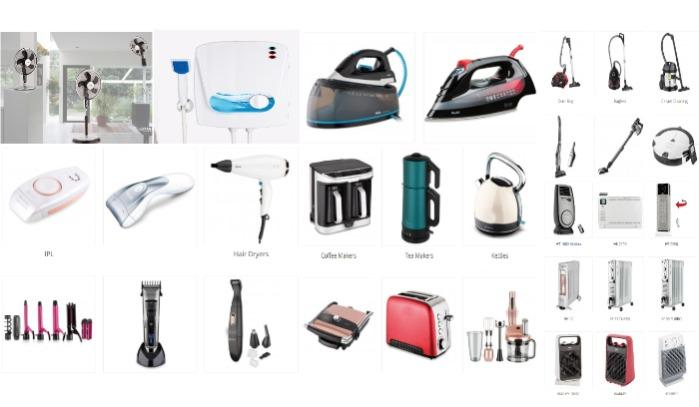 Household Appliances - Electrical small appliances