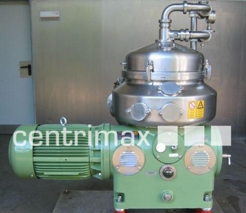 GEA Westfalia Nozzle Separator - HDA 50-06-006