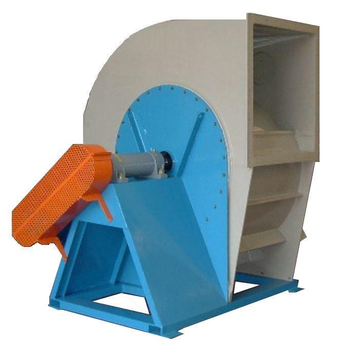 Ventilateur industriel centrifuge PVC ou PPH - GPM Ventilateurs