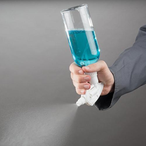 Trigger Sprayer CANYON CHS-3ANS & Bottle KENTO - spray guns / sprayer / spray bottle