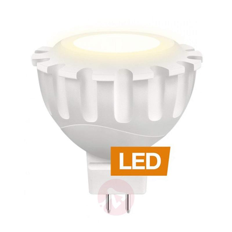 GU5.3 MR16 8 W 827 LED reflector 35 ° not dimmable - light-bulbs
