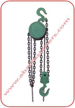 Chain Hoist - Chain Block - Chain Pulley Block