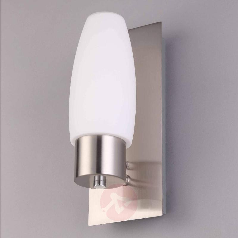 Bathroom wall light Marian with an E14 LED lamp - Wall Lights