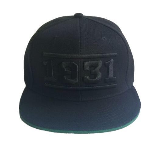 Snapback caps -