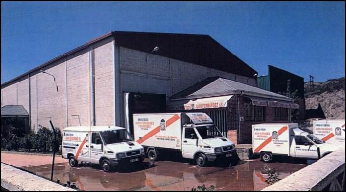 Fabrica de Jamones y Embutidos Juan Fernández S.L.