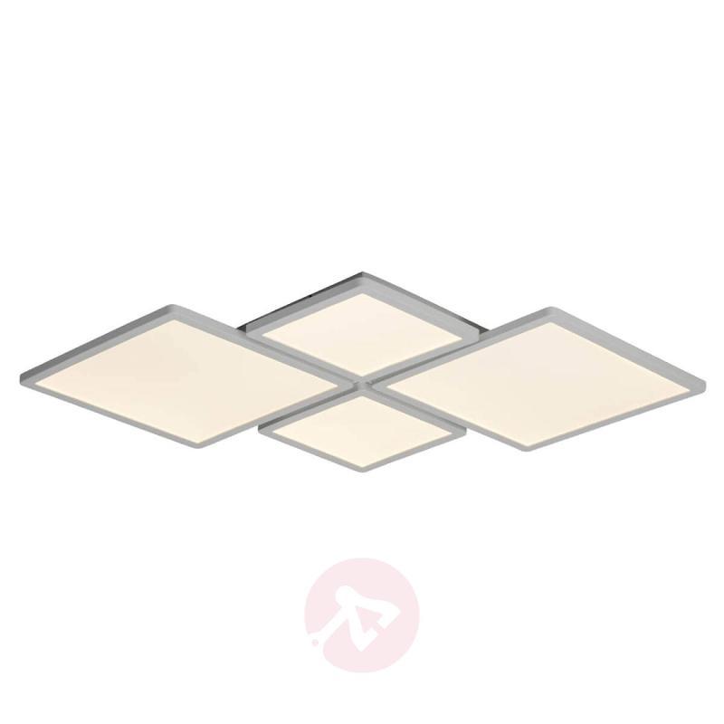 Four-bulb easydim LED ceiling light Scope - indoor-lighting