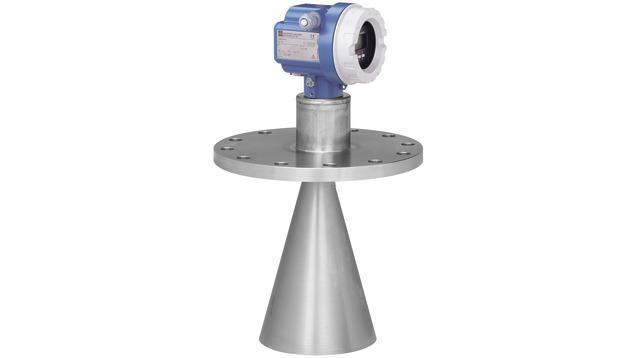 mesure detection niveau - radar niveau FMR230
