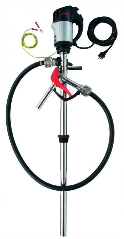 FLUX Pumpen-Set 99,98 % Fassentleerung - Für 99,98 % Fassentleerung