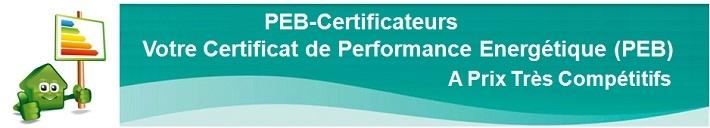 Auditeur Certificateur énergétique PAE bruxelles - Sur toute la région Bruxelloise