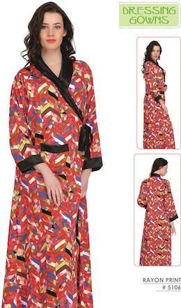 Dressing Gowns for Women #5106 -